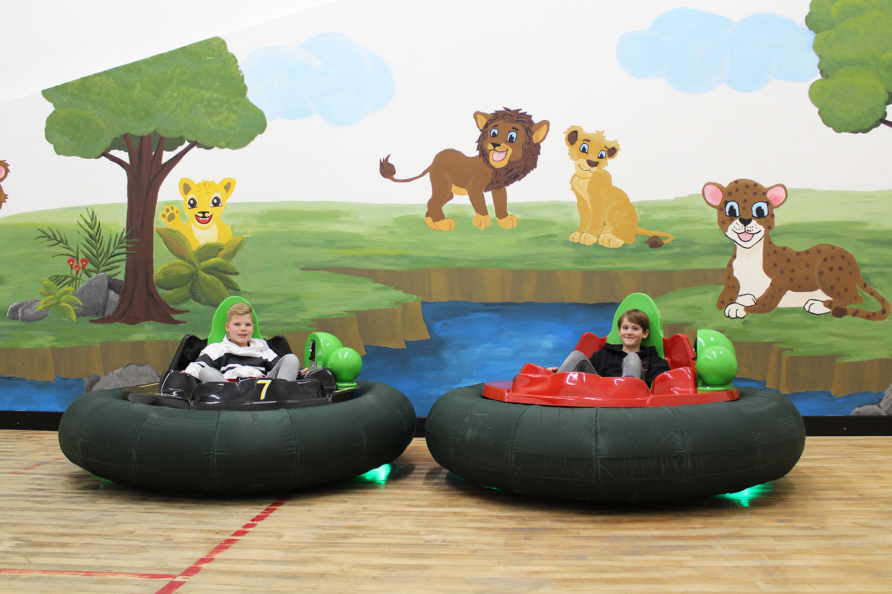 Spieleland Adelberg - Fun-Cars